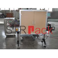 Wholesale Pneumatic filling machine for viscous liquid with nitrogen flushing function from china suppliers