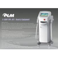 Wholesale Portable multi - function e - light ipl rf beauty machine equipment for Beauty salon from china suppliers