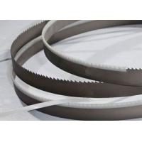 Wholesale Economic solid bar cutting M42 material full teeth type Bi metal band saw blade from china suppliers