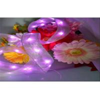 Quality RGB Fexible Garden String Lights Brightness Waterproof For Decoration for sale