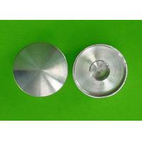 Wholesale Silver Oxide Aluminum End Caps for Assembled Connector 15mm x 20mm from china suppliers