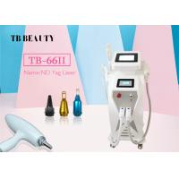 Wholesale Multifunctional 3 in 1 E-light Ipl Hair Removal + Rf  Laser Wrinkle Removal + Nd Yag Laser Tattoo Removal from china suppliers