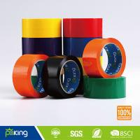 Quality 48mm Low Noise Color Adhesive Packing Tape with Factory Price for Carton Sealing for sale