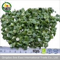 Wholesale 100% Natural fd vegetable freeze dried green onion for fast food from china suppliers
