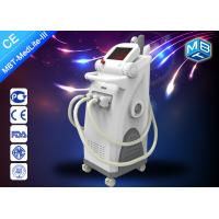 Wholesale Nd yag ipl rf e light laser 4 in1 hair removal skin care laser tattoo removal machine from china suppliers