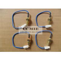 Wholesale Engine Coolant Temperature Sensor , SHANTUI Bulldozer Automotive Temperature Sensor from china suppliers