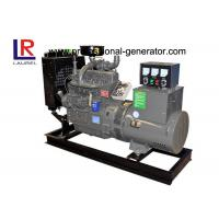 Quality 380V 4 Cylinders 40kw 50kVA Plant Open Diesel Generator Set with Water Cooling 3 Phase for sale