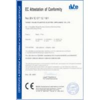 Yuyao Bote Water Purifier Equipment Factory Certifications