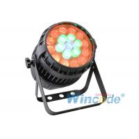 Buy cheap DMX Liner Dimming Par Can Led Lights For Stage Decoration , warranty 1 year from wholesalers