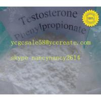Wholesale Propionate Testosterone Anabolic Steroid Bodybuilding Test PP CAS 1255-49-8 from china suppliers