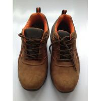 Wholesale Brown Heavy Duty Work Shoes Work Safety Shoes For Men / Women from china suppliers