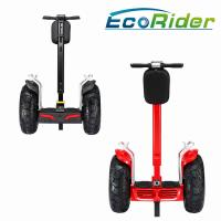 Wholesale 2 Wheel Electric Chariot Scooter , Self Balancing Electric Segway Scooter with Double Battery from china suppliers