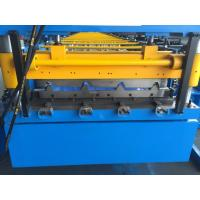 Wholesale 5.5KW AC Motor Corrugated Roofing Sheet Making Machine With Auto Stacker from china suppliers