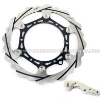 Wholesale 270mm Motorcycle Brake Disc Husaberg TE 125 FE 250 350 And Colorful Bracket from china suppliers