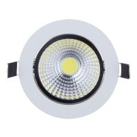 Wholesale Dimmable LED COB Ceiling Down Light 6W 9W 12W 15W Dowlight Warm / Cool White Recessed Lamp For Home Lighting from china suppliers