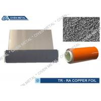 Wholesale C11000 - T2 Rolled Copper Foil Roll One Side Matte And One Side Shiny from china suppliers
