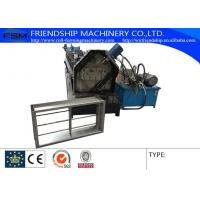Wholesale 3C Fire Frame Steel Metal Forming Machinery For Fire Resistant Damper from china suppliers