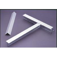 Buy cheap Galvanized/paint Flat Ceiling T Bar---to Nigeria from wholesalers