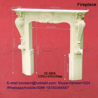 Wholesale PU wall niches and fireplace from china suppliers