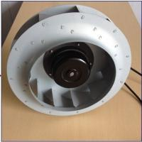 Wholesale Small EC Centrifugal Fans And Blowers , Industrial Ventilation Fans Backward Curved from china suppliers