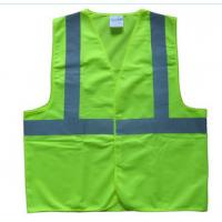 Quality High Visibility Reflective Safety Vests for Traffic Safety / Construction Work for sale
