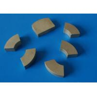 Wholesale 30MGOe Samarium Cobalt Magnet / Sintered Fan Magnet For Rotors from china suppliers
