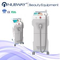 Quality professional laser hair removal machine / 808nm diode Laser hair removal ce certification for sale