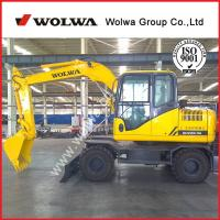 Wholesale DLS100-9A 9.7wheeled hydraulic excavator from china suppliers