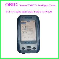 Wholesale Newest TOYOTA Intelligent Tester IT2 for Toyota and Suzuki Update to 2013.04 from china suppliers