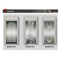 Wholesale SN - DP - 373 Elevator Cabin Decoration ST . ST Marvelous Home Elevators Door Panel from china suppliers