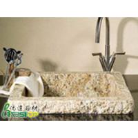 Buy cheap Autumn Gold Granite Stone Sink from wholesalers