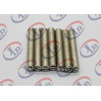 Wholesale Full Thread Screw Metal Machined Parts Lathe Turning 303 Stainless Steel from china suppliers