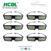 Wholesale Universal Active 3D Eyewear BT 3D Shutter Glasses For Sharp / Changhong / Skyworth / Konka from china suppliers