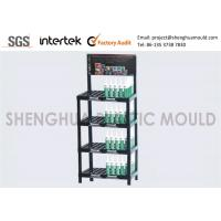 Wholesale HIPS Plastic Shelf Display with Ready Mold for Retail Stores from china suppliers