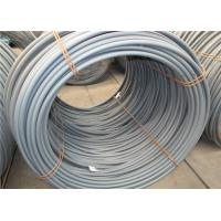 Wholesale Steel Grade H08A Hot Rolled Wire Rod Coil Approval ISO 5.5mm Diameter from china suppliers