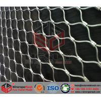 Wholesale China Stainless Steel Wire Rope Mesh/Wire Cable Net from china suppliers