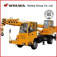 Wholesale 5 ton selfmade GNQY-Z5 crane from china suppliers