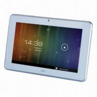 Wholesale Tablet PC, Android 4.0 Gingerbread Operating System, 800 x 480 Pixels Resolution from china suppliers