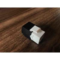 Wholesale Gold Plating RJ45 Keystone Jack Cat6A UTP 180 Degree Tool Free Outlet from china suppliers
