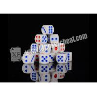 Wholesale Magic Tool Customizable Permanent Point Casino Games Dice For Dice Magic from china suppliers