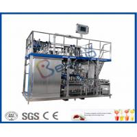 Wholesale Juice / Tea Beverage Production Line , Beverage Manufacturing Equipment from china suppliers