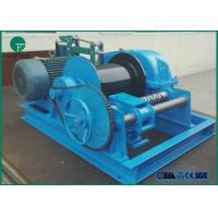 Wholesale Electric power winch for mining application 5ton winch with safe brake system from china suppliers