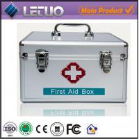 Wholesale 2015 new products aluminum case metal tool box medical transportation box from china suppliers