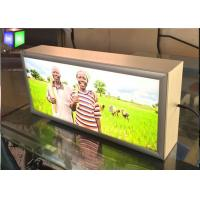 Wholesale Custom Back Lit Big Light Box Advertising Display Box Snap Clip Frame from china suppliers