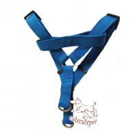 Wholesale blue dog harness, nylon material, 7 colors for choice from china suppliers