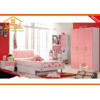 Wholesale Natural colorful bunk bed for kids use bedroom Colorful design comfortable kid's bedroom from china suppliers