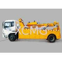 Wholesale Durable Safe Reliable Wrecker Tow Truck , 5000kg Tow Trucks For Treating Vehicle Failure from china suppliers