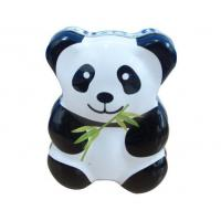 Wholesale Baby Panda Tin Candy Containers , Irregular Tinplate Candy Metal Box from china suppliers