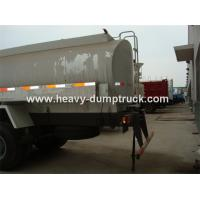 Wholesale SINOTRUK HOWO Fuel Tank Truck 4x2 13 CBM With Waboc Brake System And HW70 Cabin from china suppliers