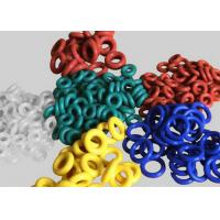 Wholesale Translucent , Red Silicone Rubber Washers For Automobile / Air Valve Seals from china suppliers